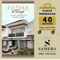 Persembahan terbaru dari Samera Propertindo : Padma Village at Kapten Muslim. • Cukup dengan bayar 40jt-an anda bisa langsung memiliki Hunian di padma village. • Serta dapatkan banyak penawaran lain nya dengan mengunjungi pameran kami di Tiara Brastagi supermarket - medan, dari tangga 9 - 22 Juli 2018. • Info lebih lanjut hub tim marketing kami : - 0811 600 6002 - 0821 6607 9888 - 0852 7645 9660 • Padma Village managed by Samera Marketing team @samera_team
