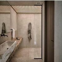 Sudah mandi belum?  Kamar mandi serasa natural outdoor impian anda?