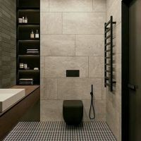 Kamar mandi modern minimalis