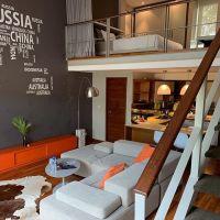 The loft house Menarik buat Keluarga baru