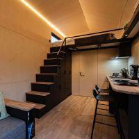 Loft house memang ideal buat jomblo Design modern menarik