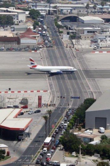 Gibraltar Airport, Spain