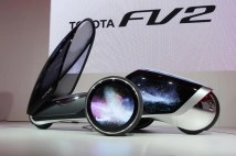 """TOYOTA FV2 CONCEPT"" – The Car of the Future"