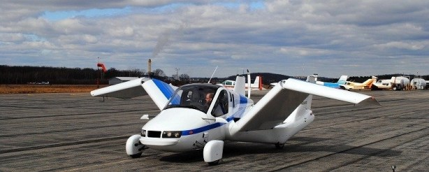 First flying car