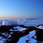 Mauna Kea Observatories (Source: wondermondo.com)
