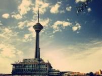 Milad Tower Tehran; Iran