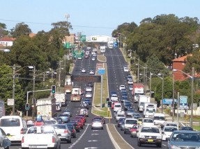Top Ten Longest Road Networks - Australia