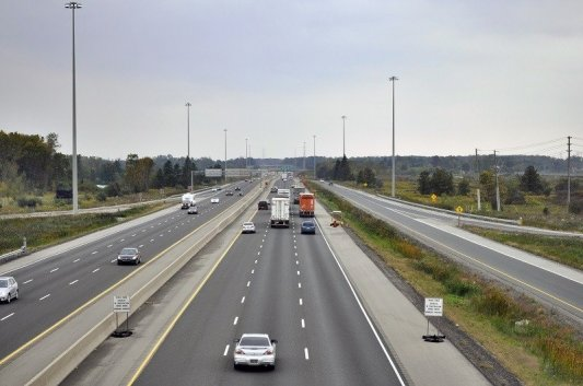 Top Ten Longest Road Networks - Canada