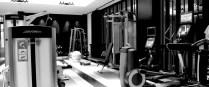 Gymnasium; Gym; The Siam, Bangkok, Thailand