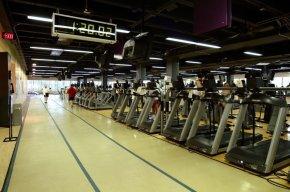 Tread Track; The Houstonian Hotel, Club & Spa, Houston