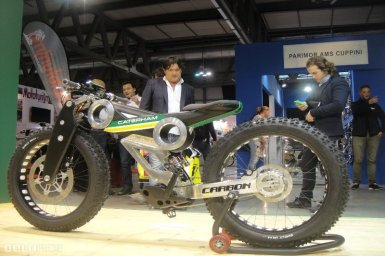 'Caterham Carbon E-Bike'-The New Face of E-Mobility