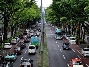 Top Ten Longest Road Networks - Japan