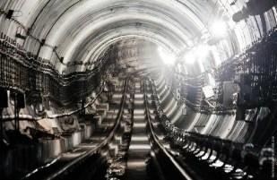 Subway Tunnel, Kiev, Ukraine (5)