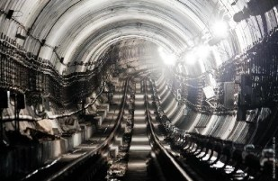 Subway Tunnel, Kiev, Ukraine (5)