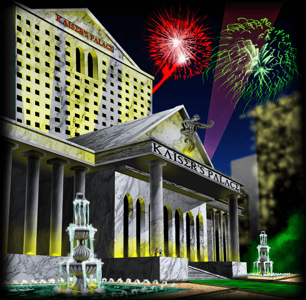 rumbleslam casino kaisers palace