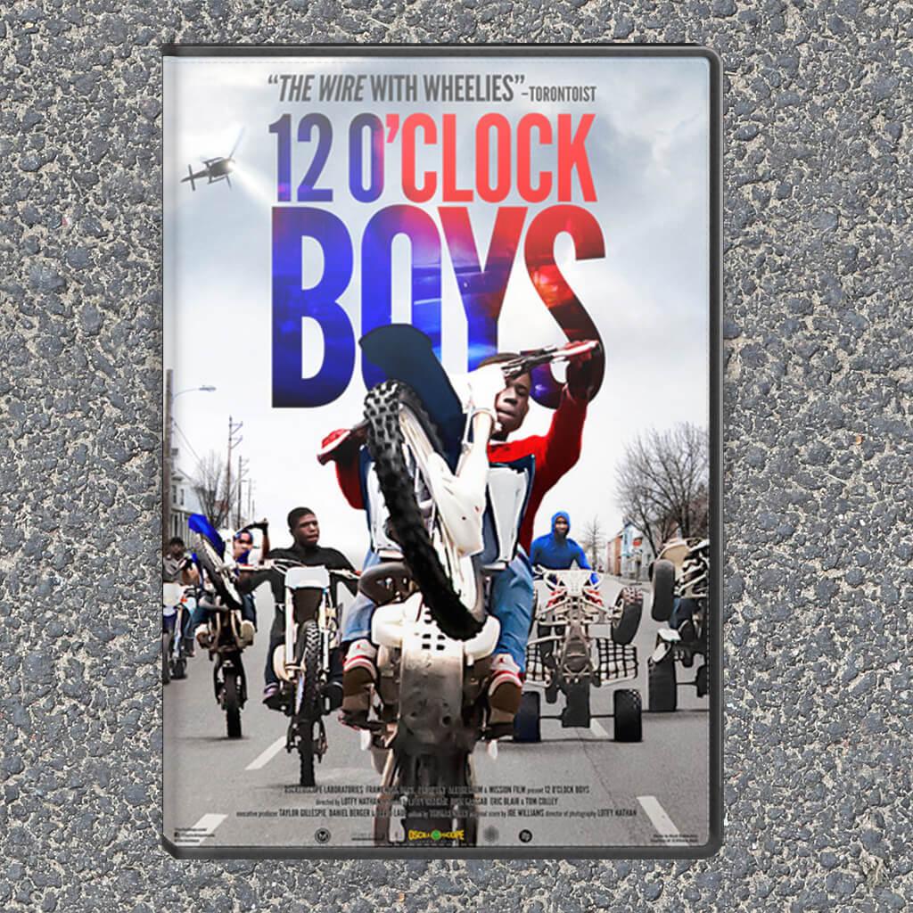 12 O'clock Boys DVD