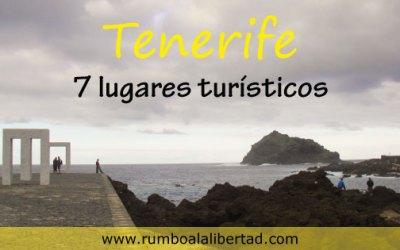 7 Lugares turísticos que debes visitar en tu viaje a Tenerife