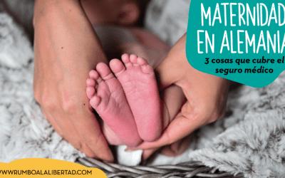 Maternidad y seguro médico alemán: 3 cosas que cubre y quizás no sepas