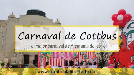 El Carnaval de Cottbus: el mejor carnaval de Alemania del este