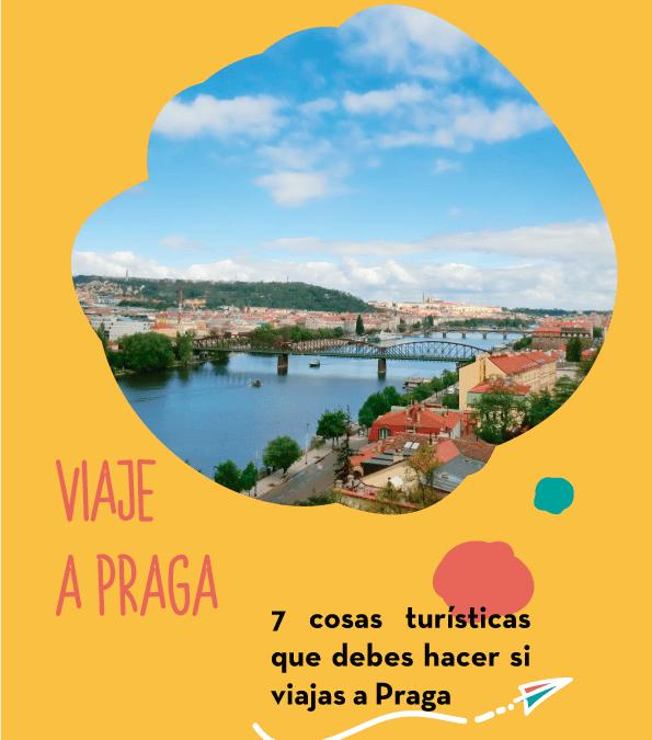 7 cosas turísticas que debes hacer en tu viaje a Praga