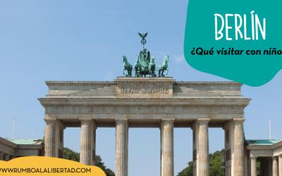 Qué visitar en Berlín con niños