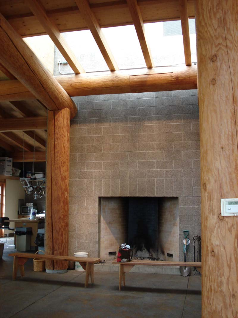 Rumfords And Timber Frame Construction
