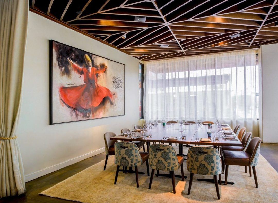 private dining area 2