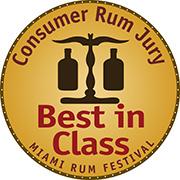 Consumer Rum Jury awards