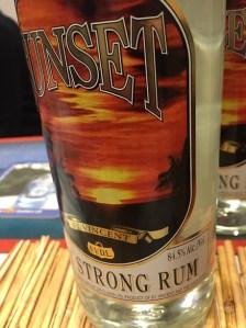 World's strongest rum