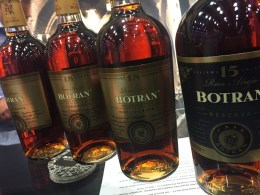 Ron Botran's 15 and 18 year rums