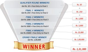 Ace2Three New Year Knockout Tournament