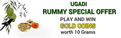 Ugadi Rummy Special Offer