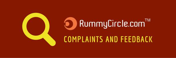 rummycircle complaints