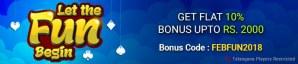 ace2three cash rummy bonus