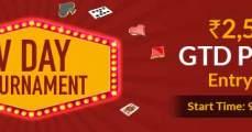 valentines day junglee rummy tournament