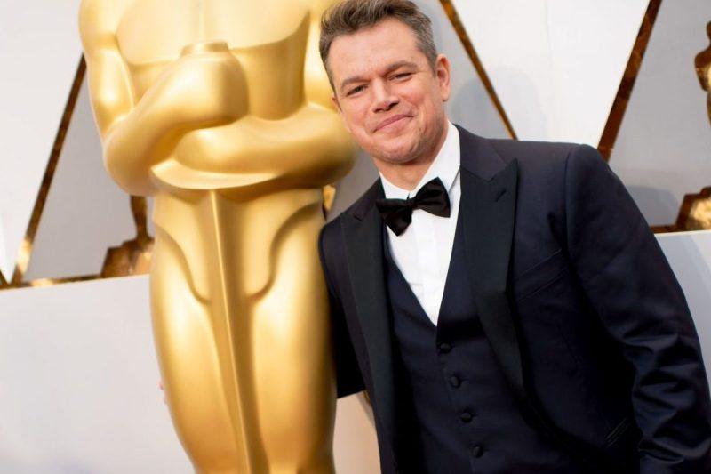 Matt Damon Oscar