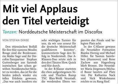 Leine Zeitung_NDM_2013