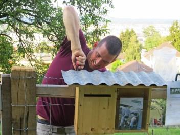 Ein Briefkasten für die Rumpelhalde
