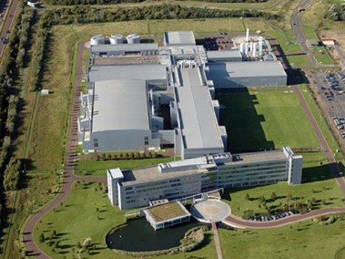 Siemens Manufacturing Facility
