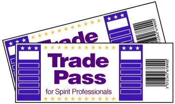 Discount Trade Pass Tickets for the Spirits Trade