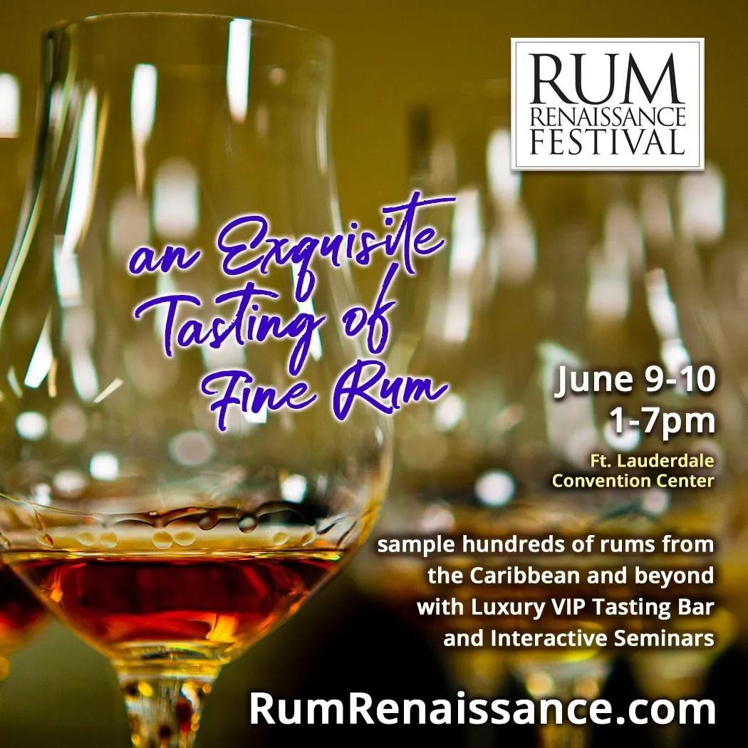 Rum Renaissance Festival 2018 Instragram Share