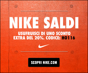 codice promozione nike