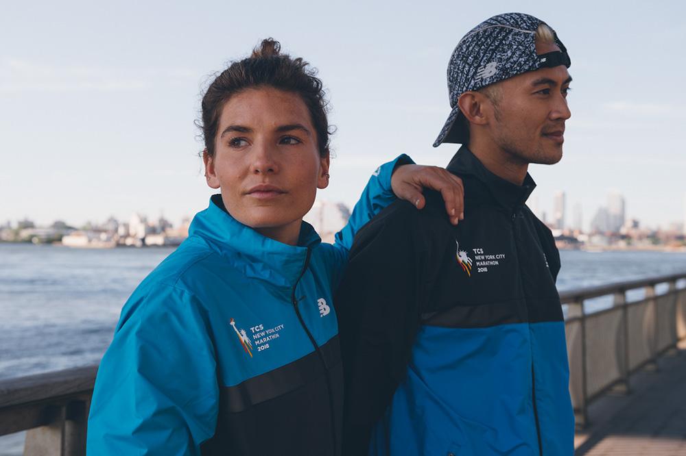 Maratona di New York, una mostra evento al Flagship New