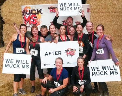 'The Cage Mud Runners'