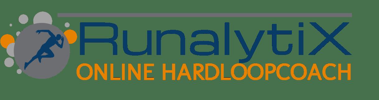 Logo RunalytiX Online Hardloopcoach