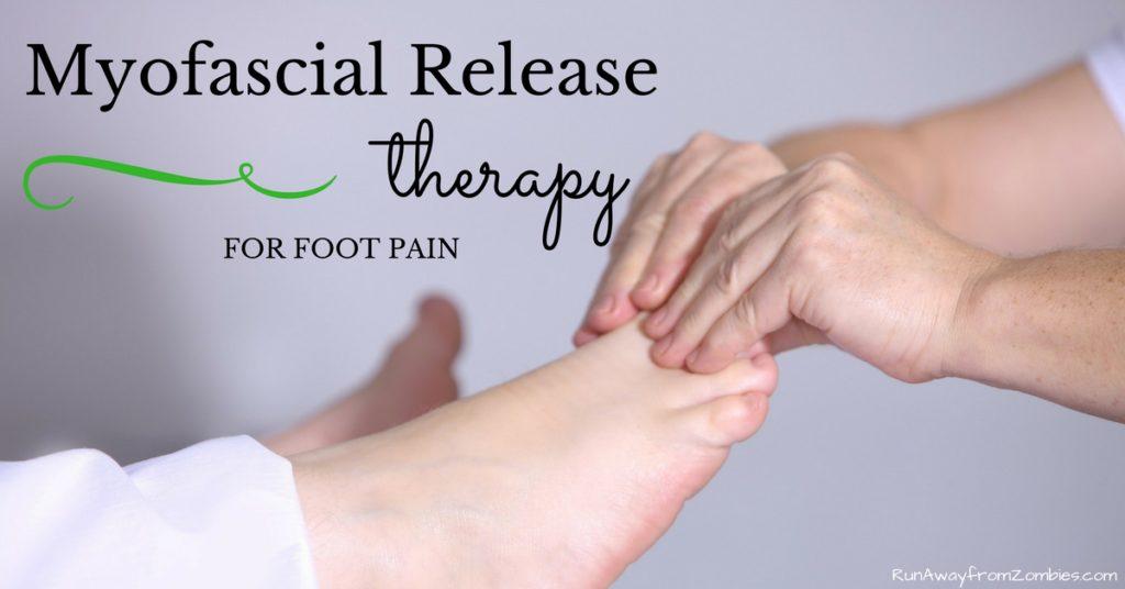 Myofascial Release Therapy For Foot Pain Runafz Coaching