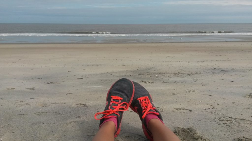 Starting Long Distance Running - Beach Running