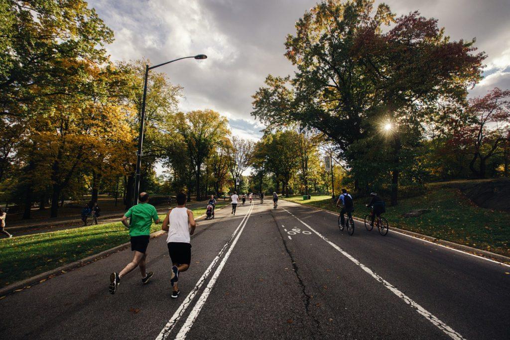 Global Running Day Runners