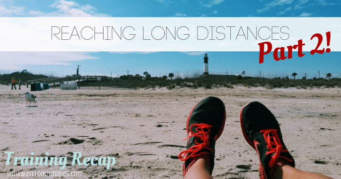 Reaching Long Distances Part 2!