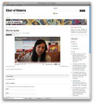 Elixir of Materia